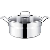 Tefal Jamie Oliver Mass Stainless Steel gryde 20cm - Køkkenredskaber -  Elgiganten - Gryde PNG