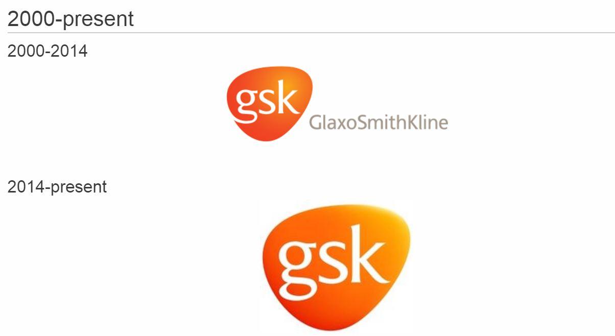 gsk logo history - Gsk Logo Vector PNG