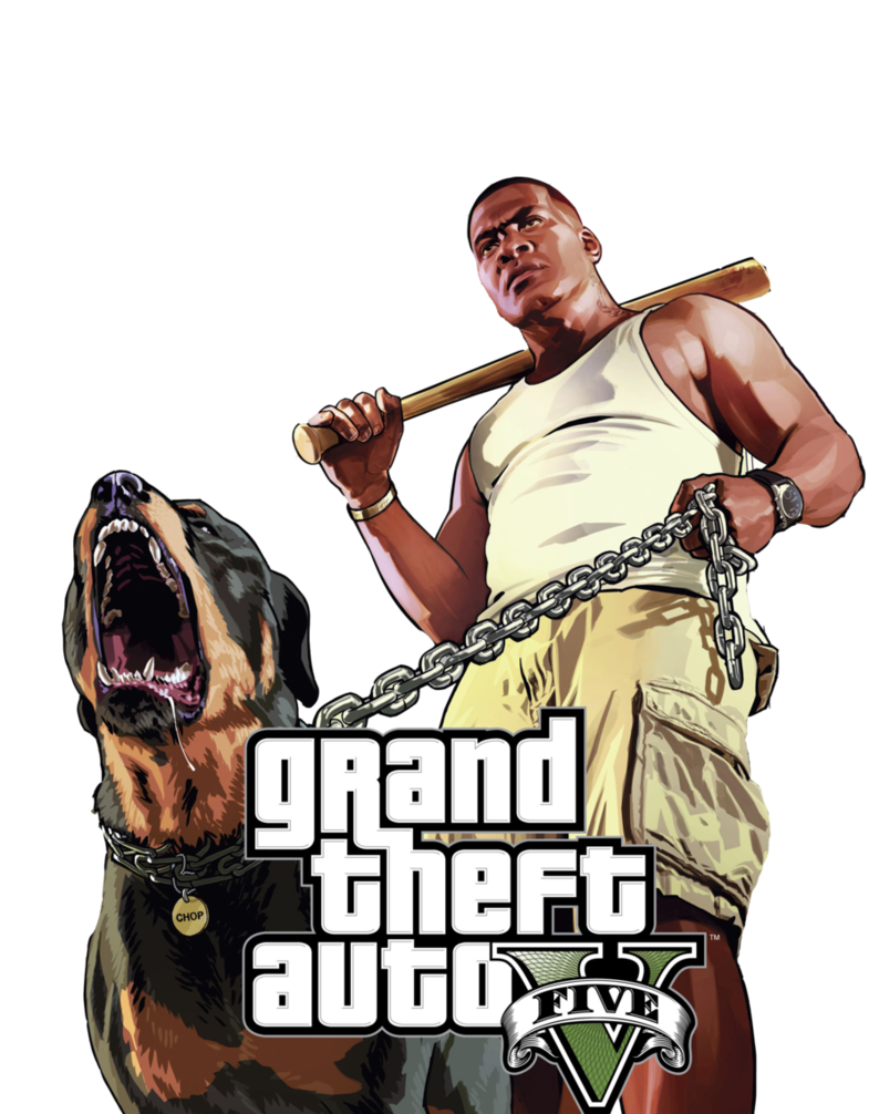 GTA V - Dog Character .png file by Speetix PlusPng.com  - Gta PNG