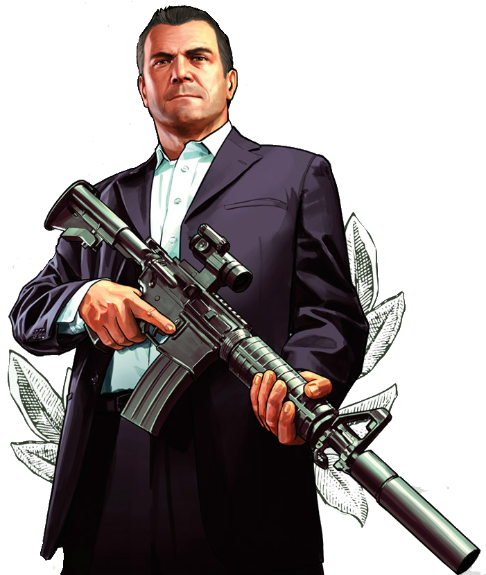 Grand Theft Auto V Photos PNG
