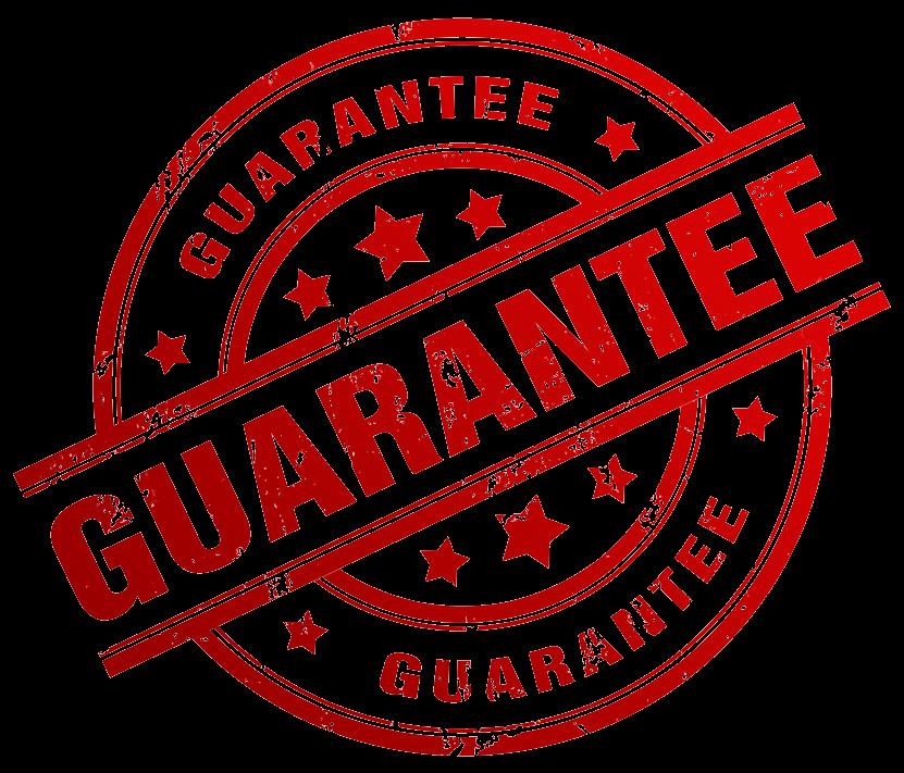 Guarantee PNG-PlusPNG.com-831 - Guarantee PNG
