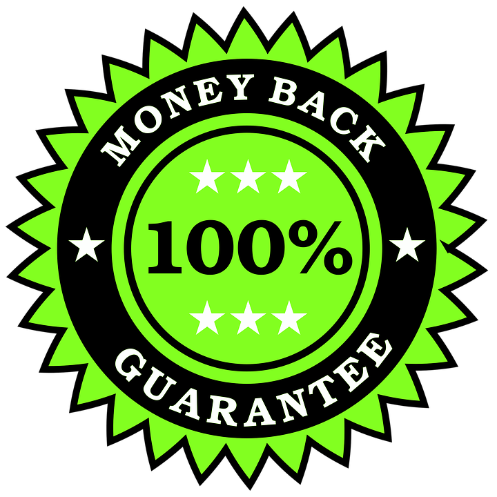 money back guarantee 100 business service finance - Guarantee PNG