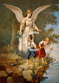 Guardian Angel 0113 PlusPng.com  - Guardian Angel PNG HD