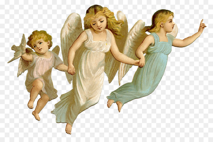 Three Angels Messages Belief Guardian angel - Christmas Angel Transparent  PNG - Guardian Angel PNG HD