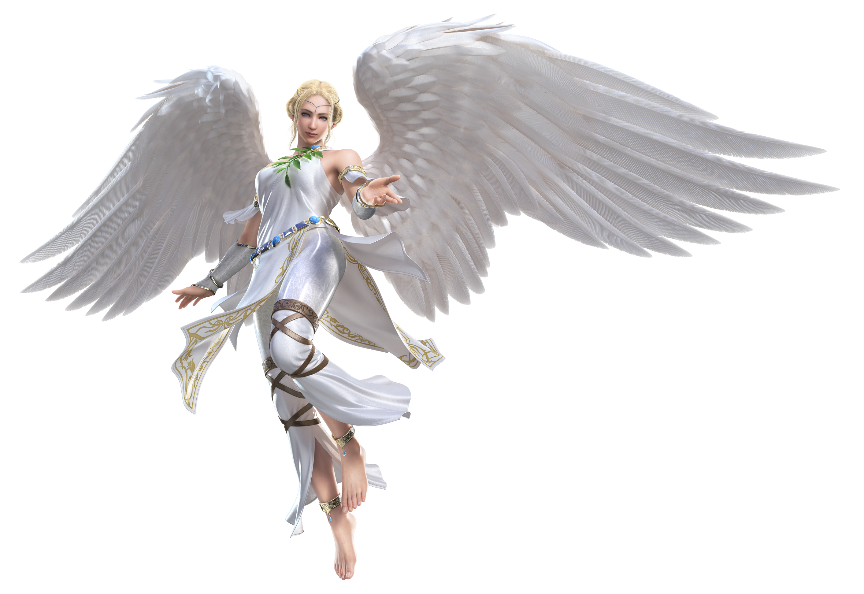 Warrior Angel PNG Image
