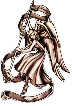 Angel Tattoos PNG - 2543