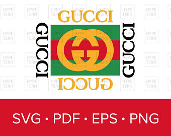 Gucci Vintage Inspired Logo Vector Art, SVG PDF EPS Png Format Download - Gucci Logo Eps PNG