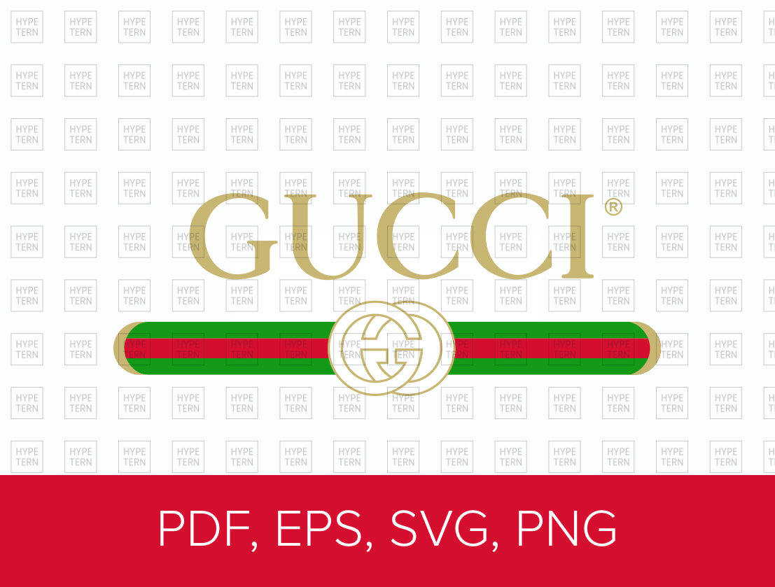 ????zoom - Gucci Logo Eps PNG