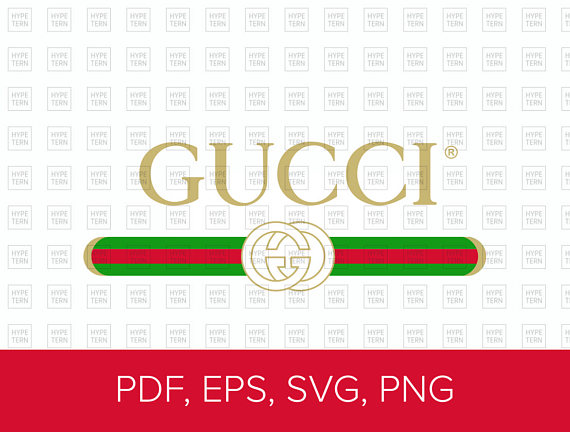Gucci Washed Inspired Logo Ve