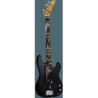 Black Electric Guitar Png Image PNG Image - Guitar HD PNG