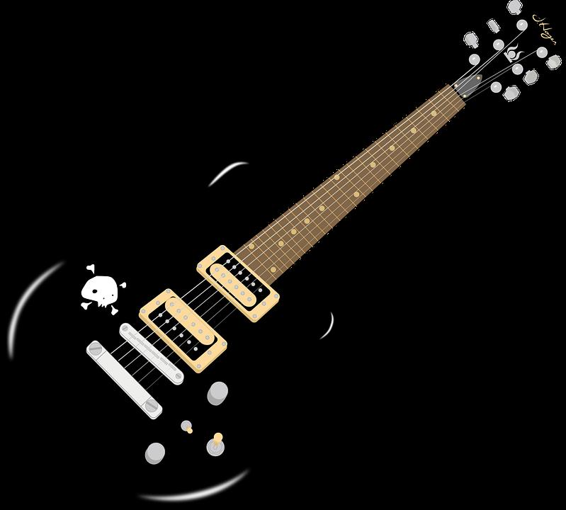 Guitar HD PNG - 116805
