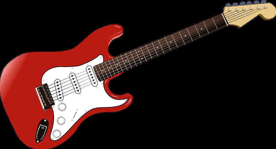 Guitar, Music, Rock - Guitar HD PNG