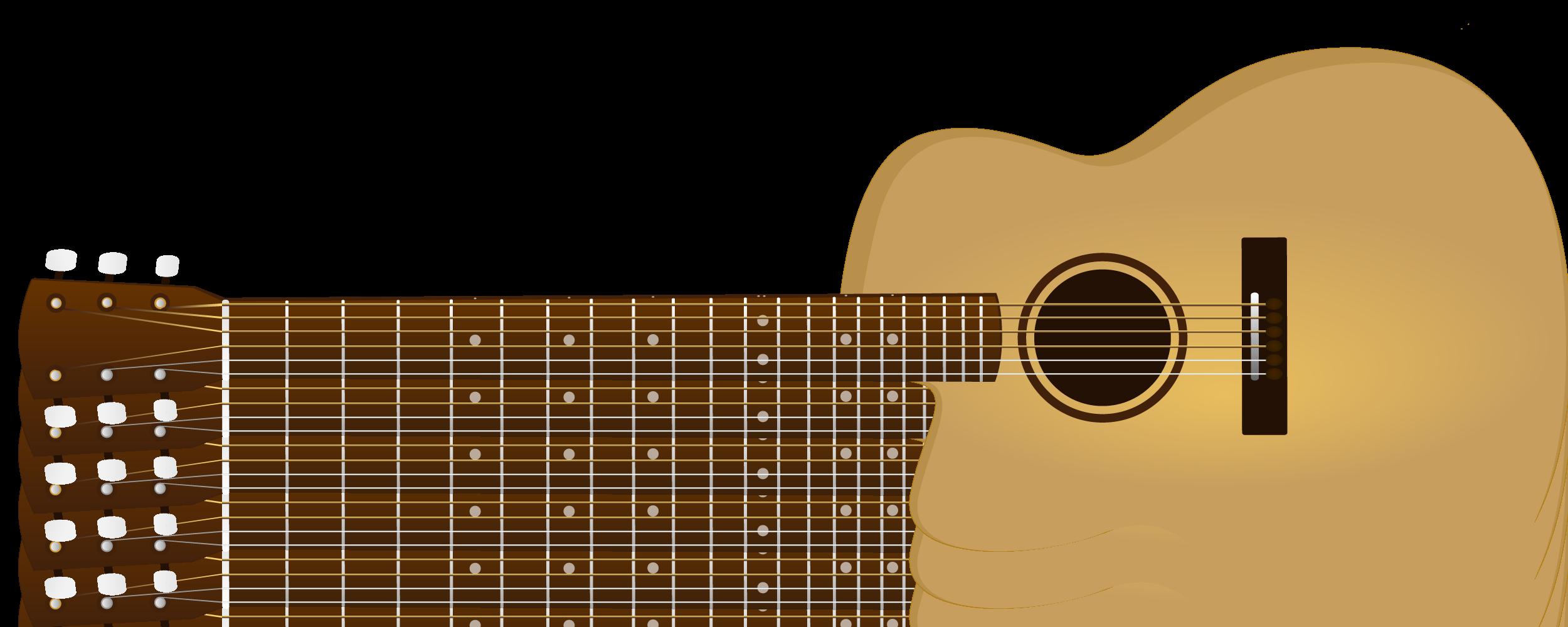 Guitar PNG - 8262