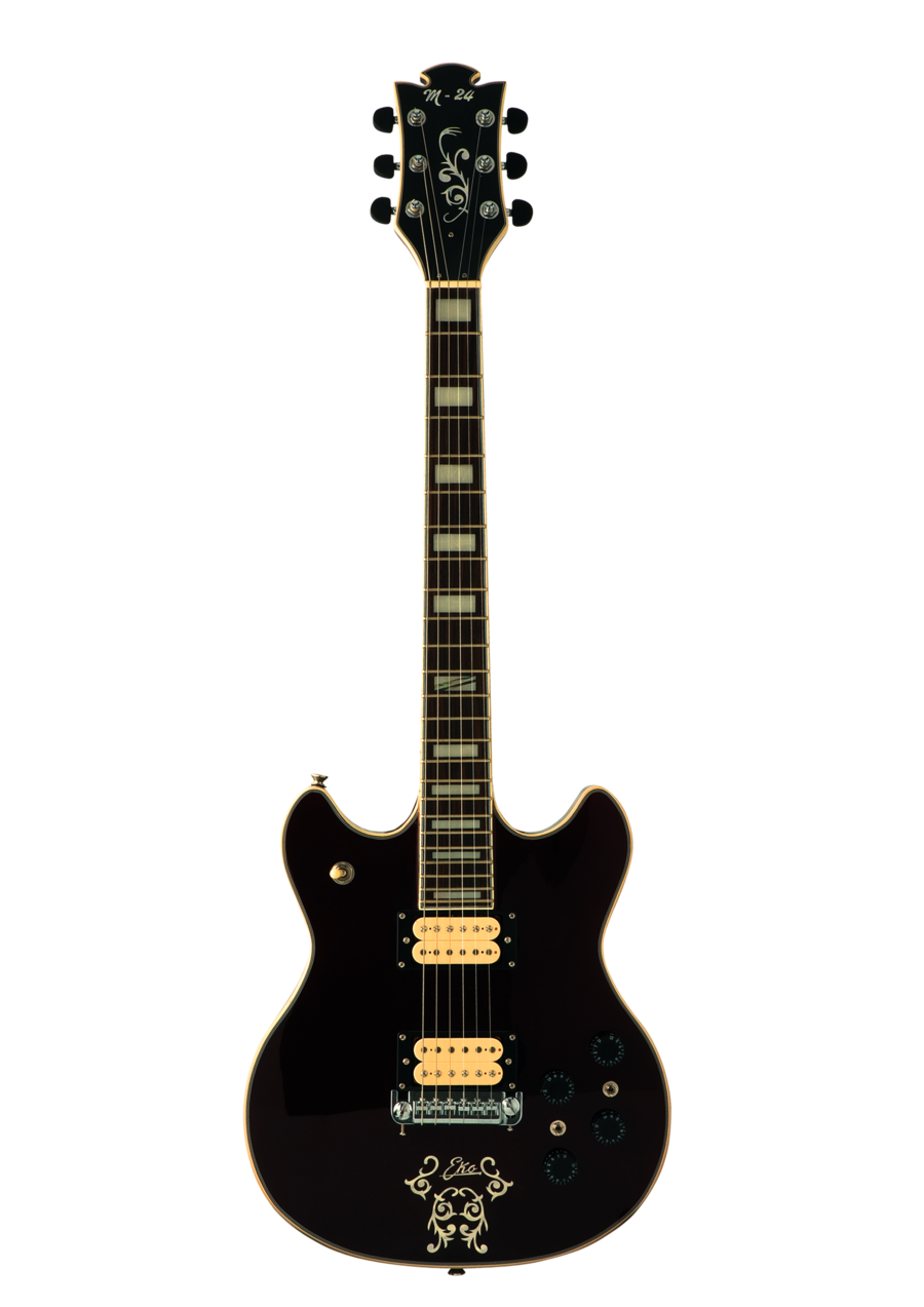 Black Electric Guitar PNG - Guitar PNG
