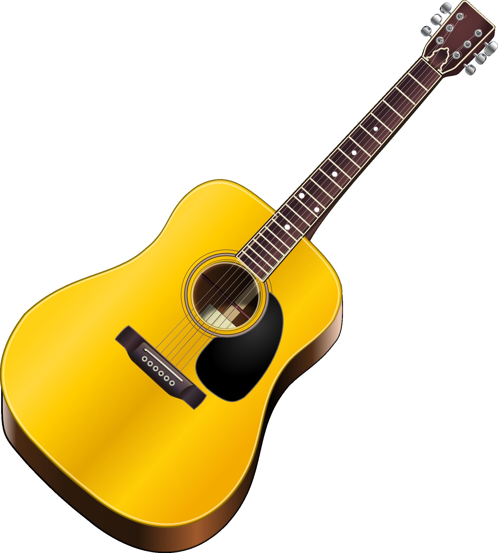 Guitar PNG - 8254