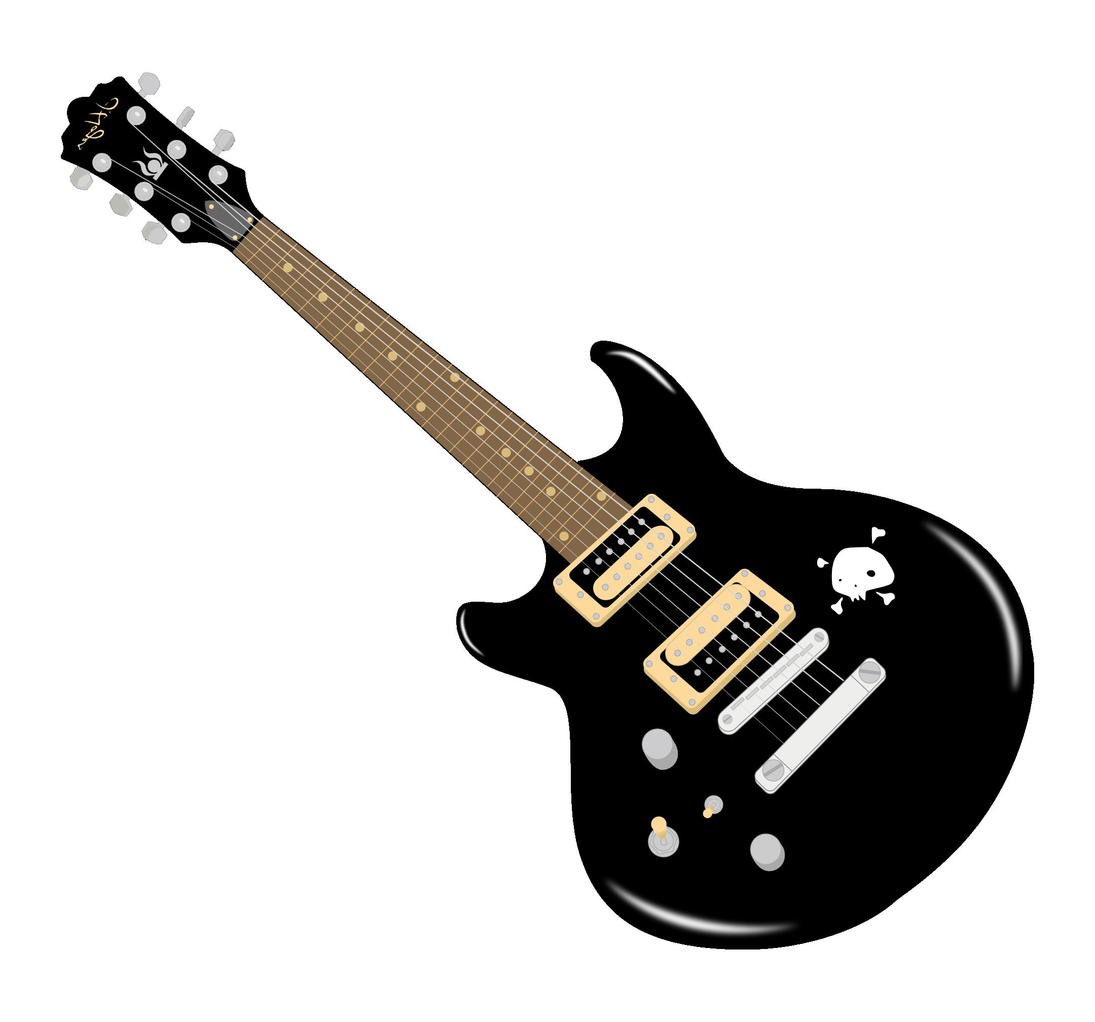 Guitar PNG - 8259