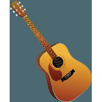 Guitar PNG - 8261
