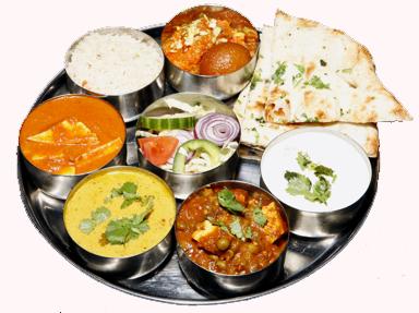 gujarati thali - Gujarati PNG