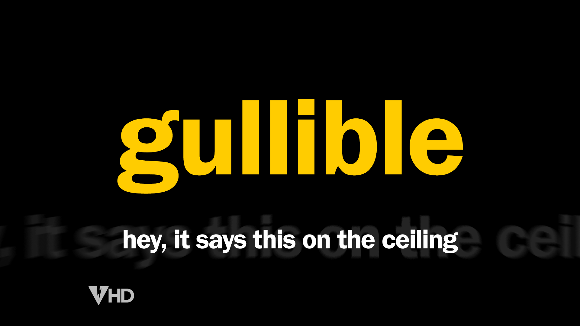 Gullible PNG