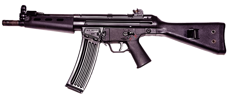 Assault rifle PNG - Gun PNG