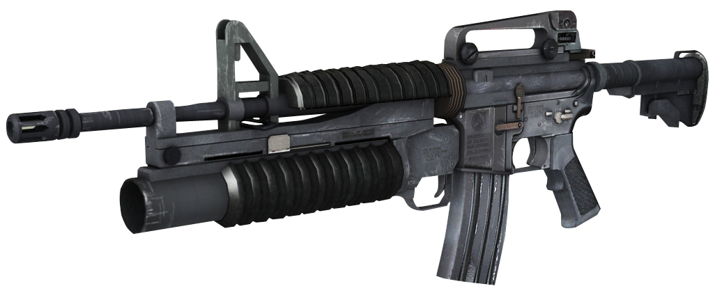 Grenade Launcher PNG Transparent Image - Gun PNG