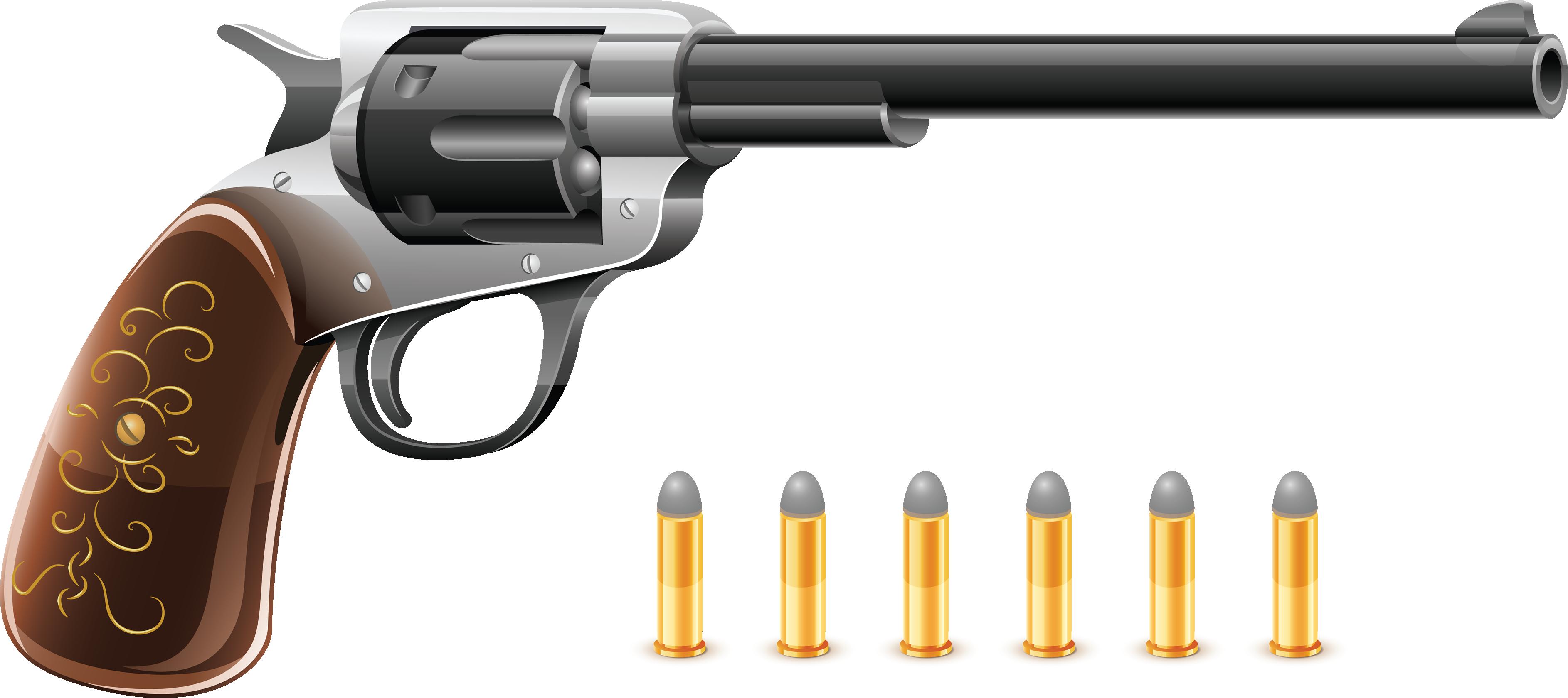 Gun PNG - 16236