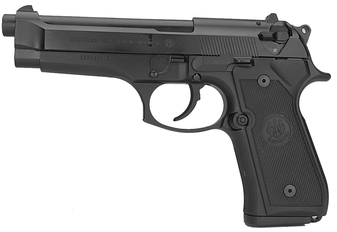 Best Free Hand Gun Transparent PNG File - Gun PNG Transparent Background