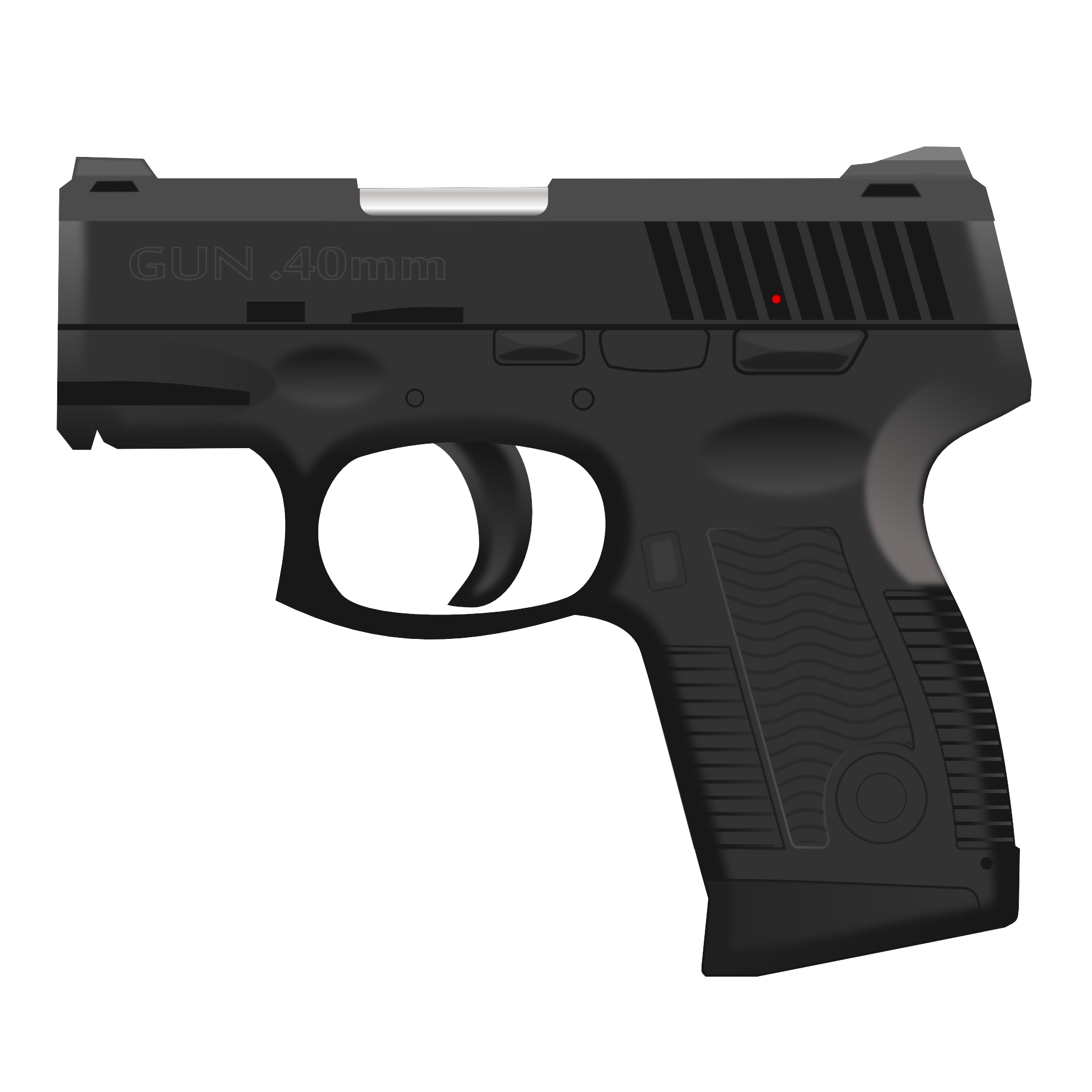 Download - Gun PNG Transparent Background