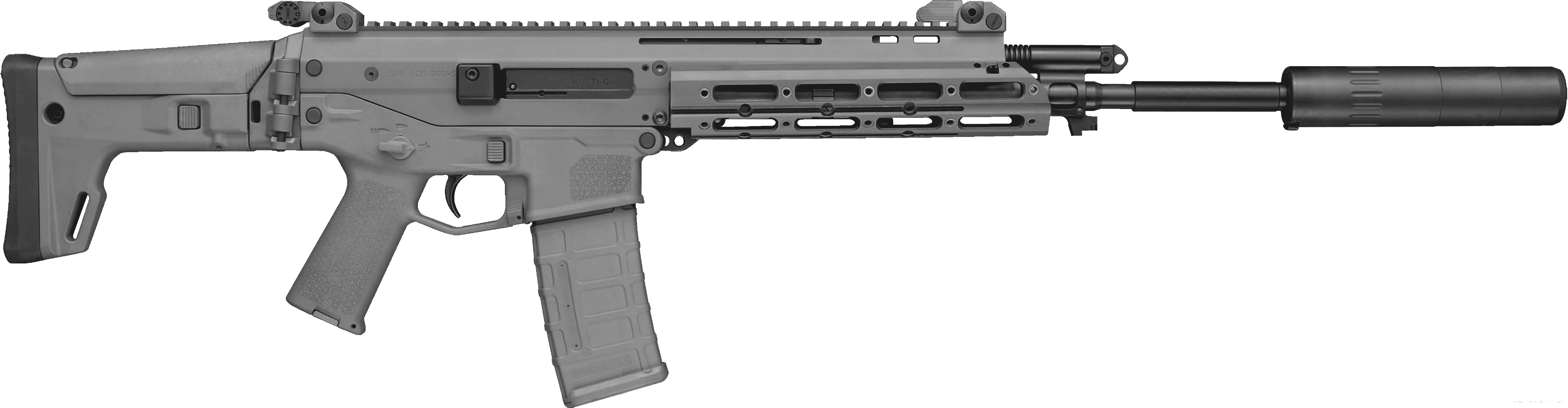 Metal Assault Rifle PNG Image - PurePNG | Free Transparent CC0 PNG Image  Library - Gun PNG Transparent Background