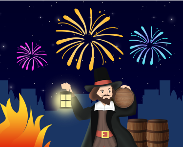 Guy Fawkes Night PNG - 63170
