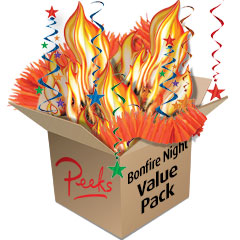 Bonfire Night Decoration Pack - Guy Fawkes Night PNG