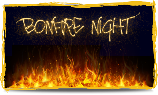 Host a Bonfire night BBQ bonanza! - Guy Fawkes Night PNG
