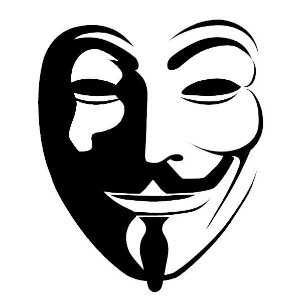 anonymous (guy fawkes) - Guy Fawkes PNG