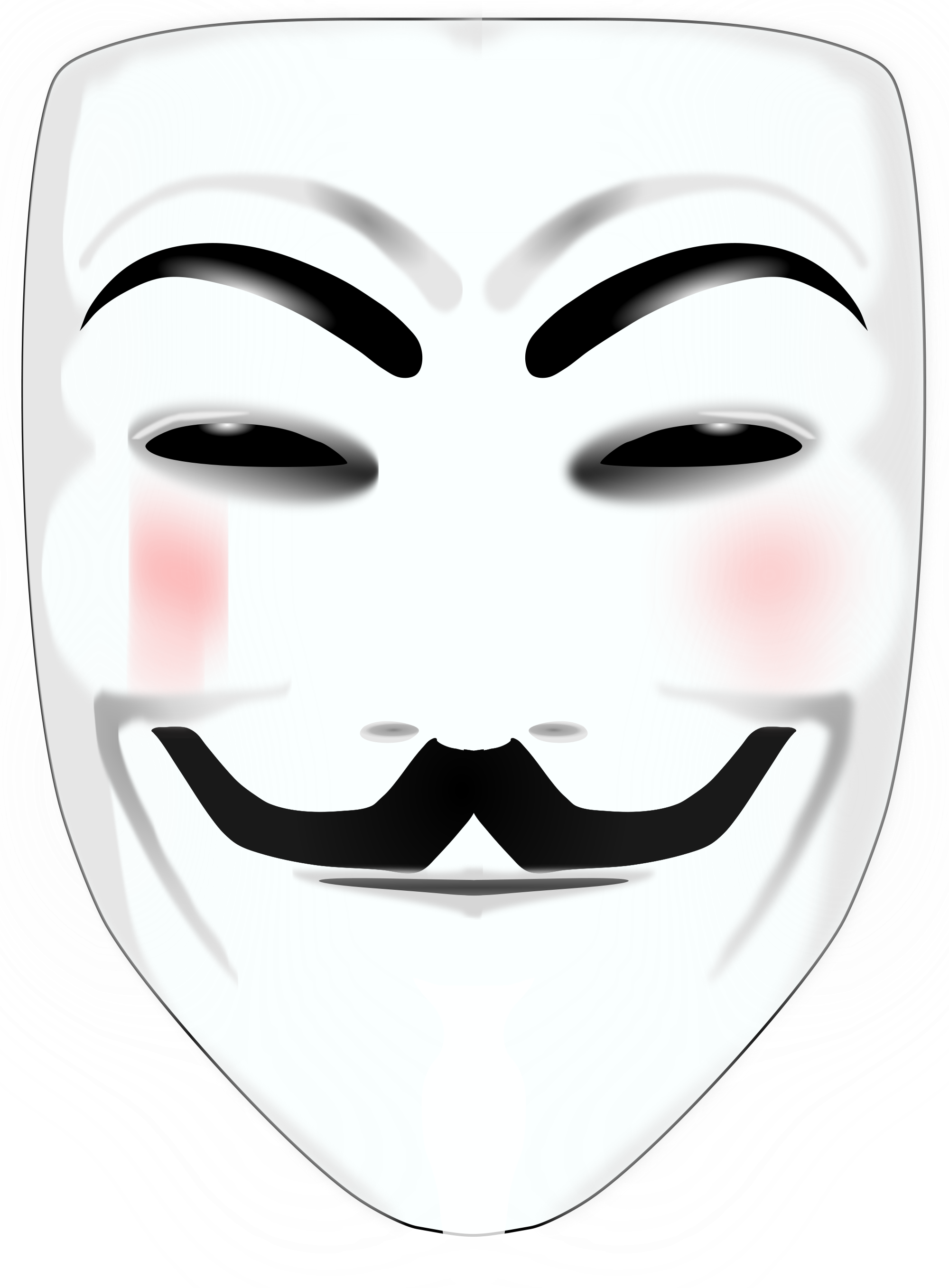 Open PlusPng.com  - Guy Fawkes PNG