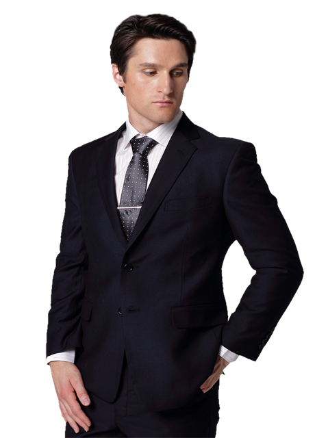 Groom PNG - Guy In A Suit PNG