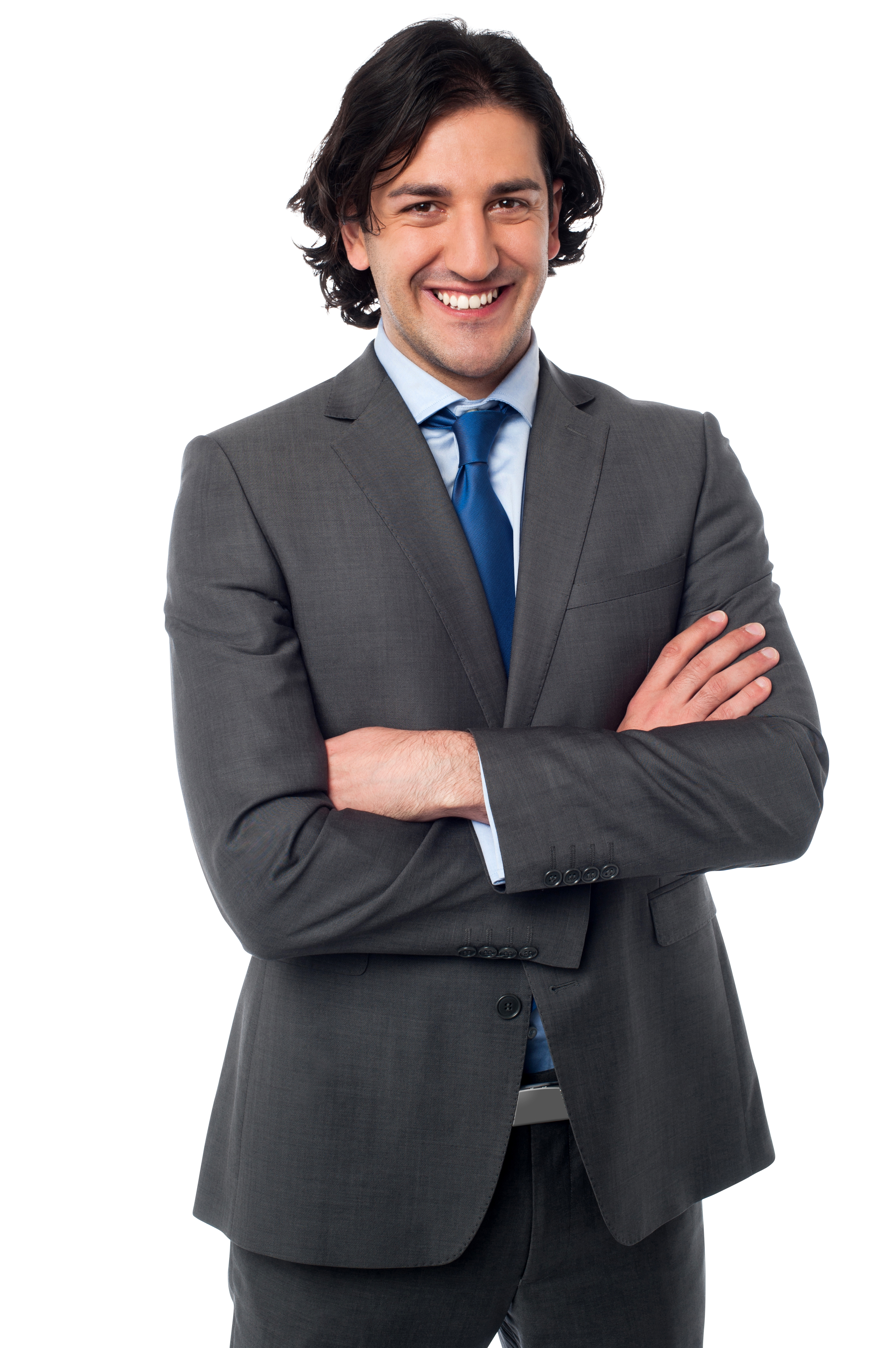 Guy In A Suit PNG - 159704