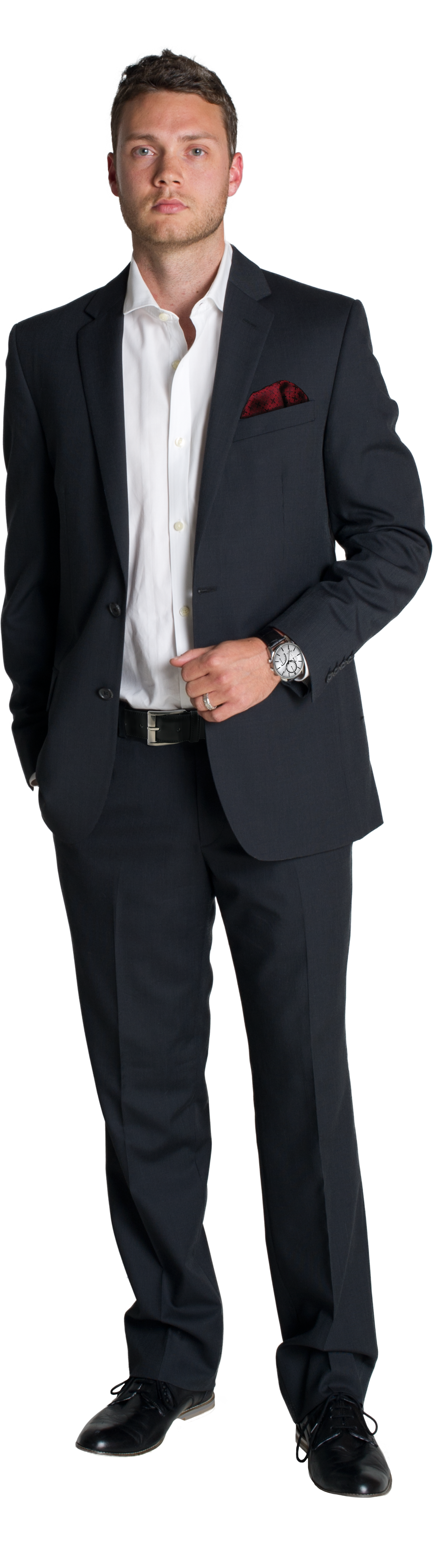 Guy In A Suit PNG - 159703