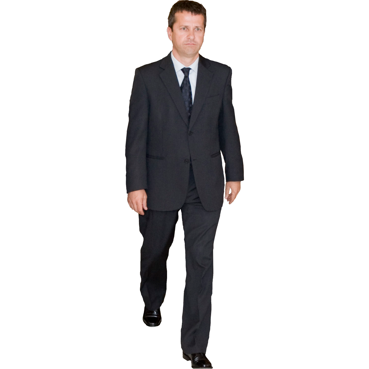 Suit PNG Transparent Image - Guy In A Suit PNG
