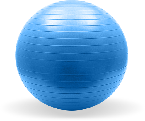 Gym Ball PNG