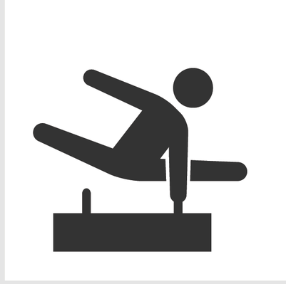 Gymnastics icon png - Gymnastics PNG Vault