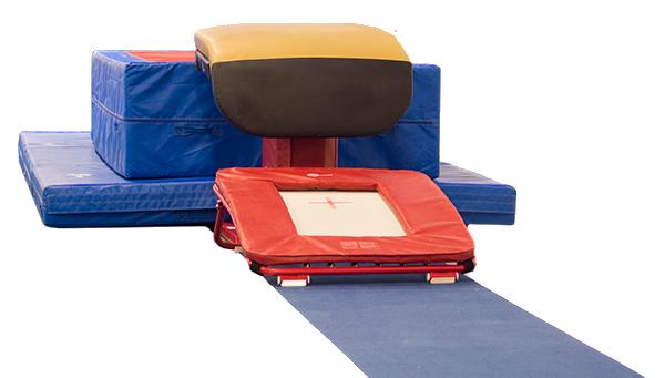 Tramp Board - Gymnastics PNG Vault