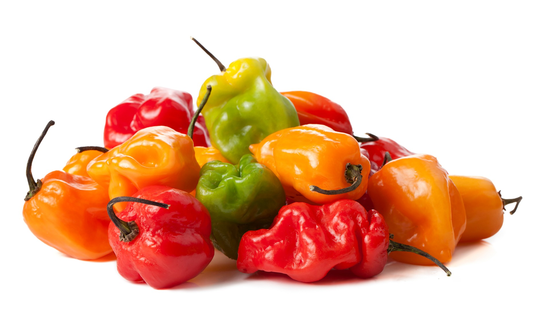 habanero-peppers-mix-1 - Habanero PNG