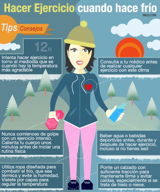 Tips para hacer ejercicio cua