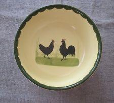 Zeller Keramik, Hahn und Henne, Schüssel 22 cm - Hahn Und Henne PNG