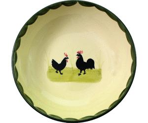 Zeller Keramik Hahn und Henne