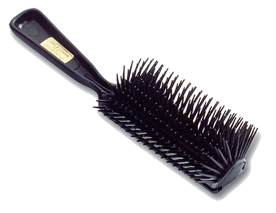 Hair Brush And Comb PNG-PlusPNG.com-400 - Hair Brush And Comb PNG
