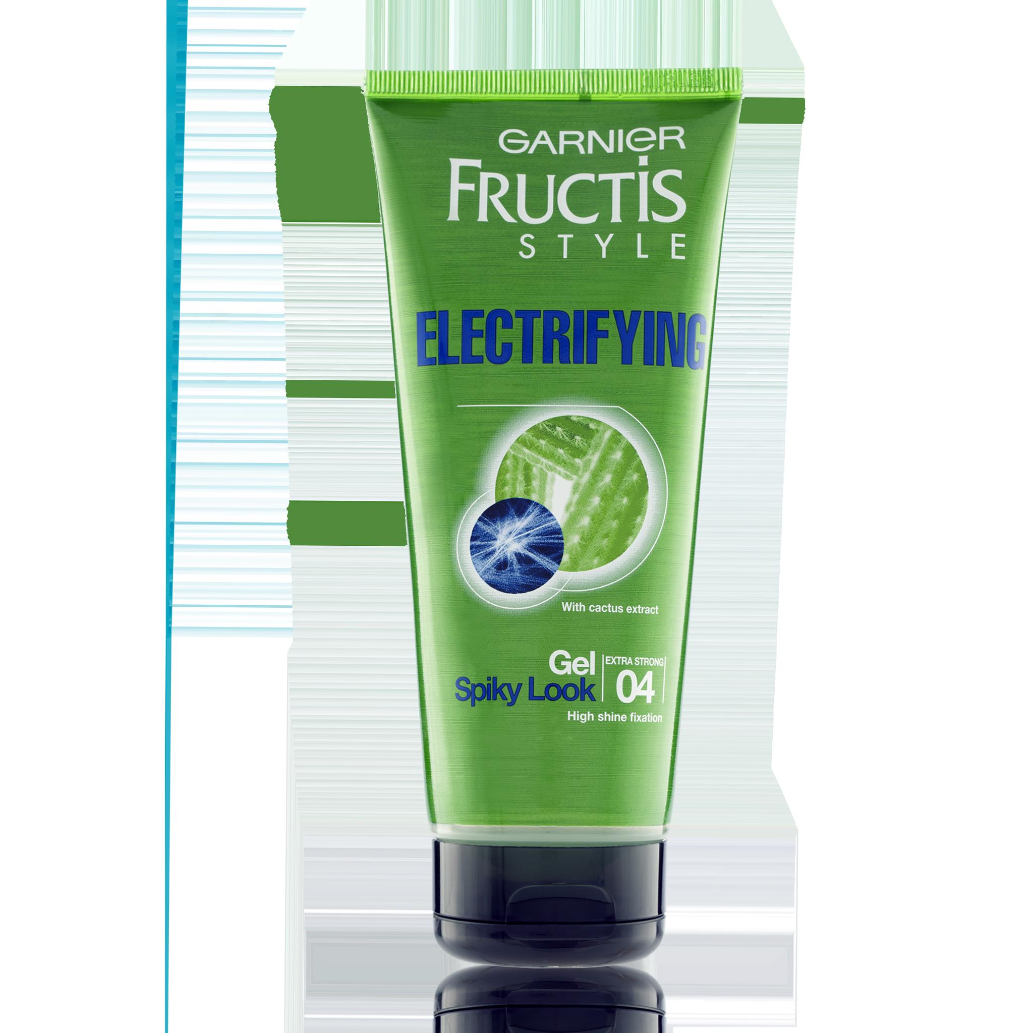 Fructis Hair Gel - Hair Gel PNG