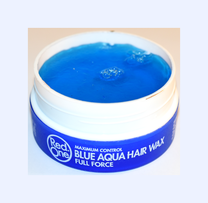 RED ONE Hair Wax - Hair Gel PNG