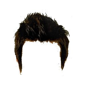 Hair PNG - 23554