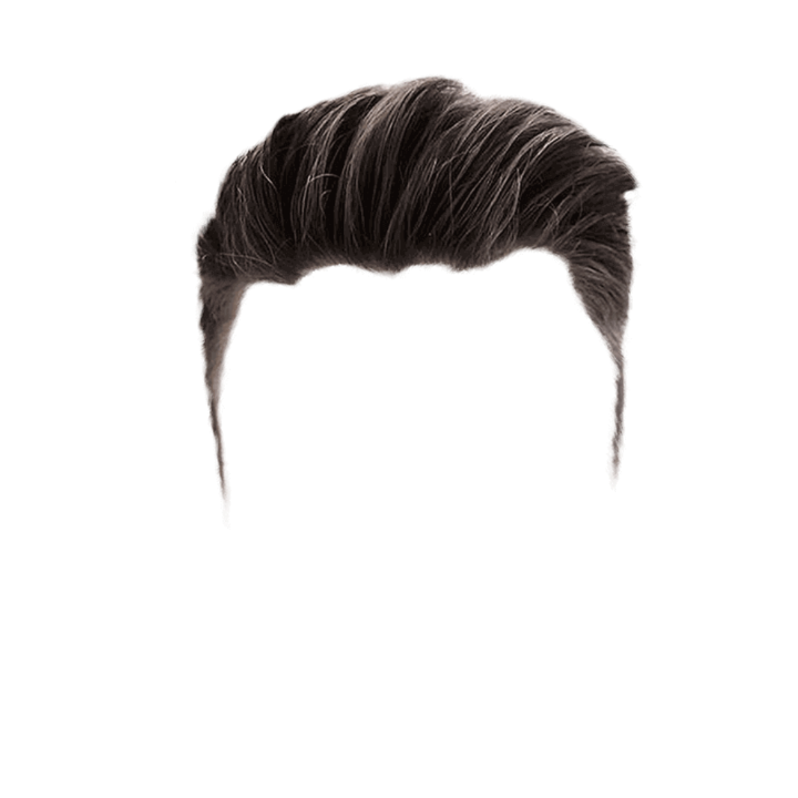 Source: PlusPng.com  - Hair PNG